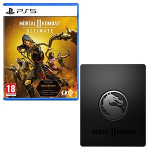 Mortal Kombat 11 (Ultimate Steelbook Edition) PS5