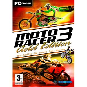 Moto Racer 3 (Gold Edition) PC