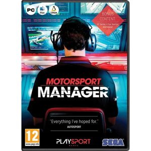 Motorsport Manager PC