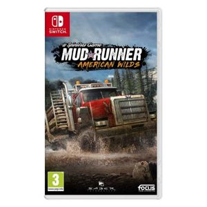 MudRunner: a Spintires Game (American Wilds Edition) NSW