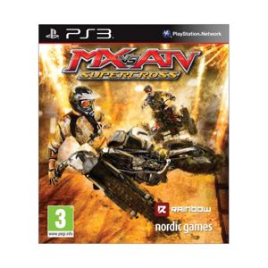 MX vs ATV: Supercross PS3