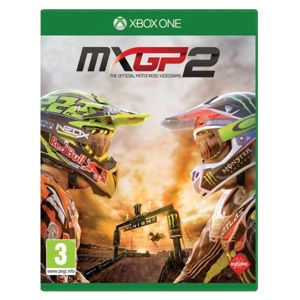 MXGP 2: The Official Motocross Videogame XBOX ONE