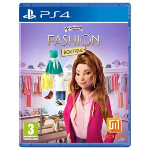 My Universe: Fashion Boutique PS4
