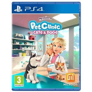 My Universe: Pet Clinic Cats & Dogs PS4