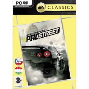 Need for Speed: ProStreet CZ PC