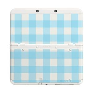 New Nintendo 3DS Cover Plates, blue mix