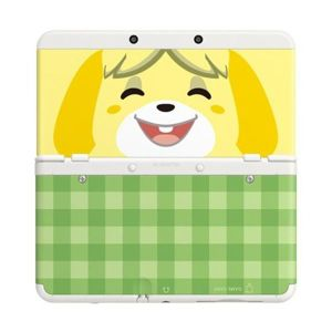 New Nintendo 3DS Cover Plates, Isabelle