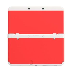 New Nintendo 3DS Cover Plates, red