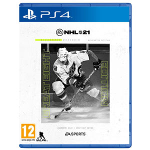 NHL 21 (Great Eight Edition) PS4