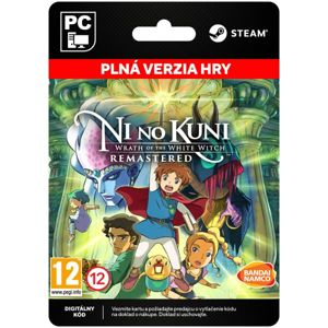 Ni no Kuni: Wrath of the White Witch (Remastered) [Steam]