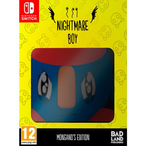 Nightmare Boy (Mongano's Edition) NSW