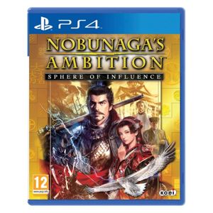 Nobunaga´s Ambition: Sphere of Influence PS4