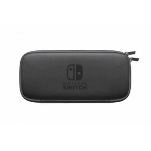 Nintendo Switch Carrying Case Screen Protector, black
