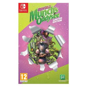 Oddworld: Munch's Oddysee (Limited Edition) NSW
