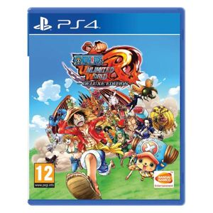 One Piece: Unlimited World Red (Deluxe Edition) PS4
