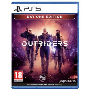 Outriders (Day One Edition) PS5