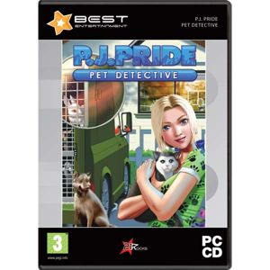 P.J. Pride: Pet Detective PC