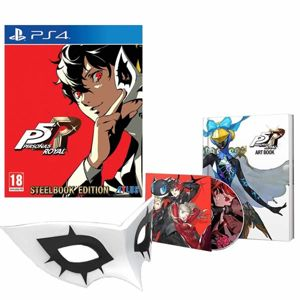 P5R: Persona 5 Royal (Phantom Thieves Edition) PS4