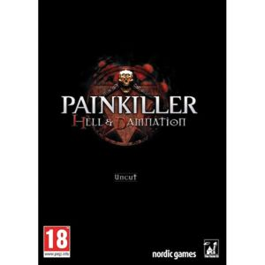 Painkiller: Hell & Damnation PC  CD-key