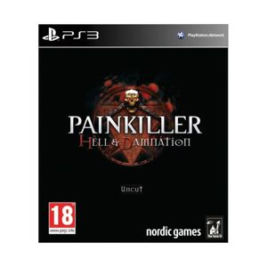 Painkiller: Hell & Damnation PS3