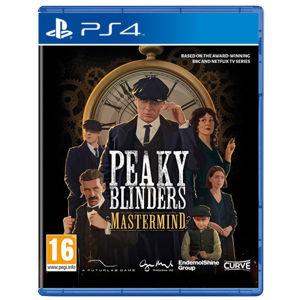 Peaky Blinders: Mastermind PS4