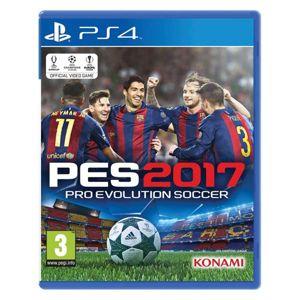 PES 2017: Pro Evolution Soccer PS4