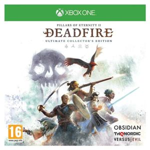 Pillars of Eternity 2: Deadfire (Ultimate Collector's Edition) XBOX ONE