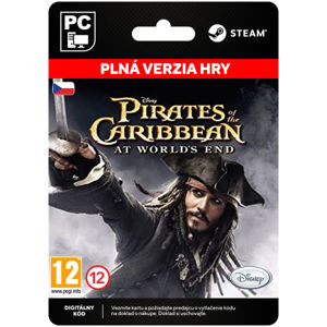 Pirates of the Caribbean: At World's End [Steam]