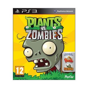 Plants vs. Zombies PS3