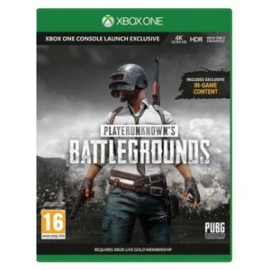 PlayerUnknown's Battlegrounds 1.0 XBOX ONE