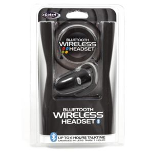 PLAYSTATION®3 Bluetooth Headset DT-4401