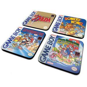 Podložky pod poháre Gameboy Classic Collection