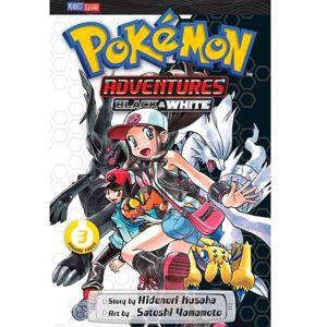 Pokémon Adventures: Black and White 03 komiks