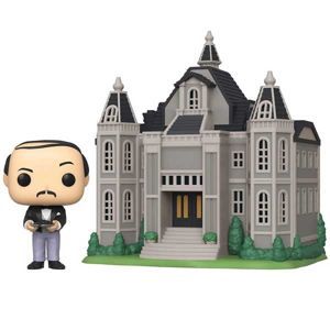 POP! Alfred Pennyworth with Wayne Manor (DC)