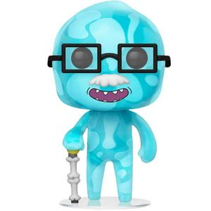 POP! Animation: Dr. Xenon Bloom (Rick and Morty)