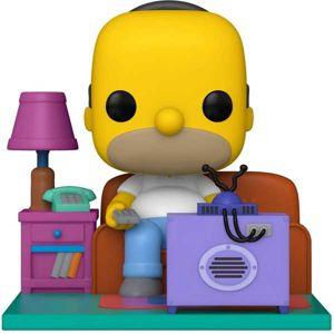 POP! Deluxe: Homer Watching TV (The Simpsons) 52945