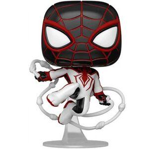 POP! Marvel: Spider Man Miles Morales Track Suit (Marvel)