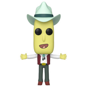 POP! Mr. Poopy Butthole Auctioneer (Rick and Morty) FK45439