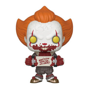 POP! Pennywise with Skateboard (Stephen King's It 2) FK40628
