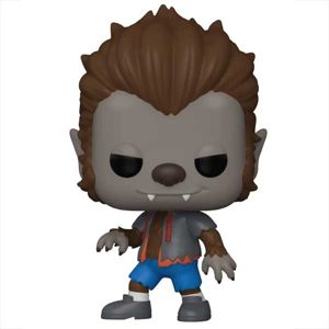 POP! Werewolf Bart (The Simpsons Treehouse of Horror) 50144