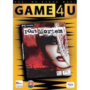 Post Mortem CZ (Game4U) PC