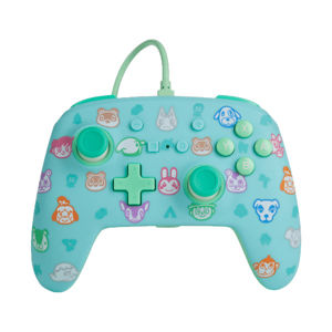 PowerA Wired Controller - Animal Crossing for Nintendo Switch