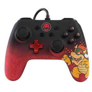 PowerA Wired Controller - Bowser for Nintendo Switch