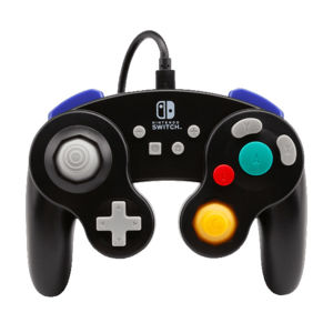 PowerA Wired Controller - GameCube Style for Nintendo Switch, black