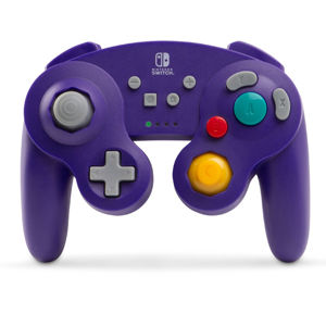 PowerA  Wireless Controller - GameCube Style for Nintendo Switch, purple