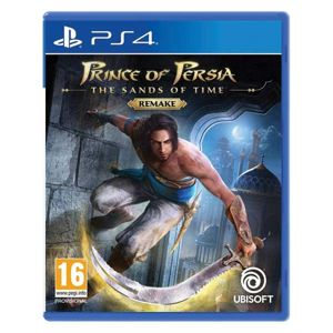 Prince of Persia: The Sands of Time (Remake) PS4