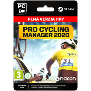 Pro Cycling Manager 2020 [Steam]