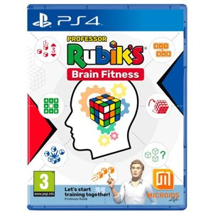Professor Rubik's Brain Fitness PS4