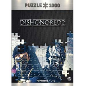 Puzzle Dishonored 2 Throne (Good Loot)