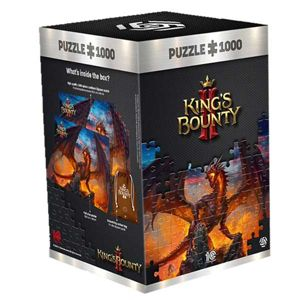 Puzzle King's Bounty 2 Dragon  (Good Loot)